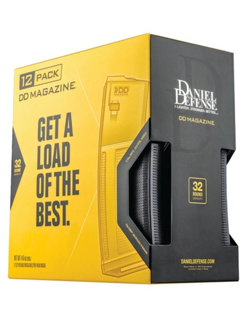 Magazines - Clips Daniel Defense Magazine - 12 Pack