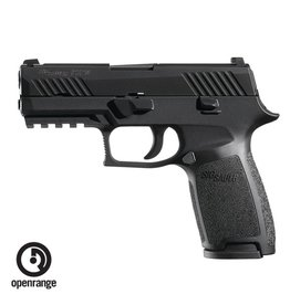 "Handgun New Sig Sauer P320 Carry, 9mm, 3.9"" Barrel, 17 rd, Night Sights"