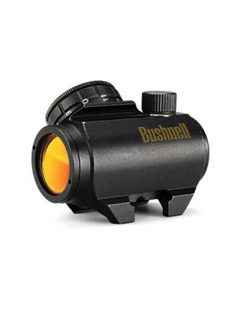 Optics Bushnell TRS-25 1x Red Dot, 3 MOA, with riser mount