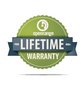 Openrange Branded Openrange Lifetime Warranty* - Must be purchased at time of firearm purchase