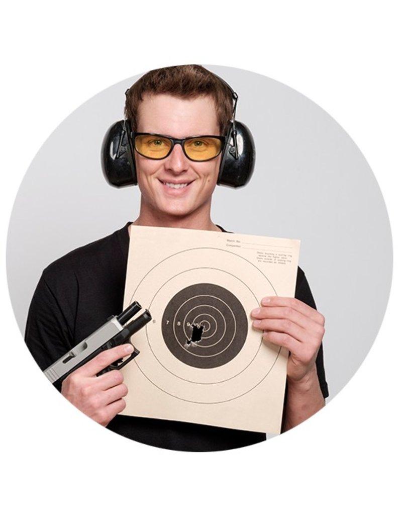 Basic Basic Pistol Safety Class - 4/9/17 Sun - 12:00 to 4:00