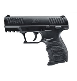 "Handgun New Walther CCP, 9mm, 3.54"", Black, 8rds"