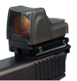 Add On Strike Industries JELLYFISH TRANSPARENT LASER DOT COVER FOR TRIJICON RMR (NOT ALL MODELS)