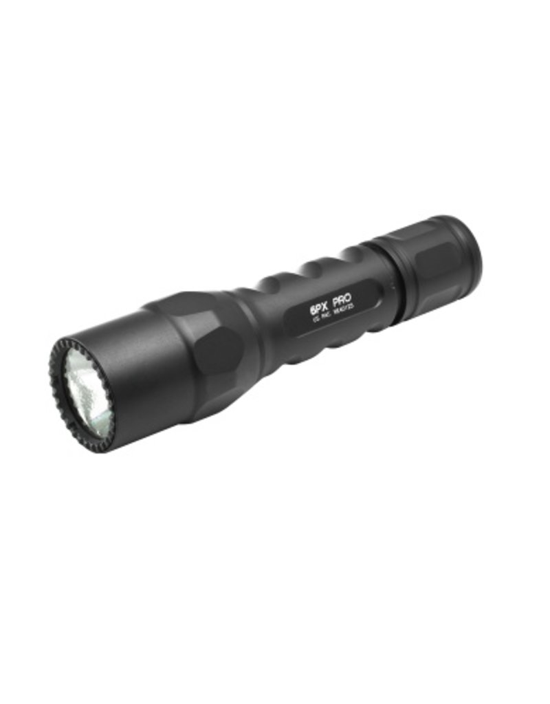 Flashlight Surefire 6PX PRO, 15/320 lumens, Black Anodized (Closeout)
