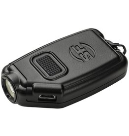 Flashlight Surefire Sidekick, Compact pocket light, Rechargeable, 15/60/300 lumens, Black
