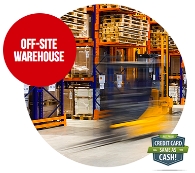 Off Site Warehouse