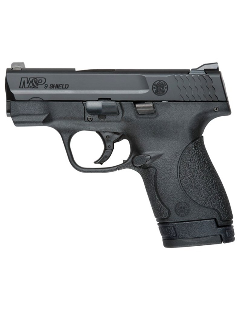 Handgun New Smith & Wesson M&P Shield, 9mm, No Thumb Safety, 8rds.