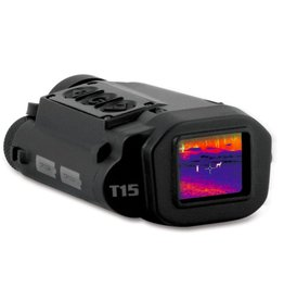 Optics Torrey Pines Logic T15 Thermal, Optical Zoom, OLED display, 9hz, 160x120