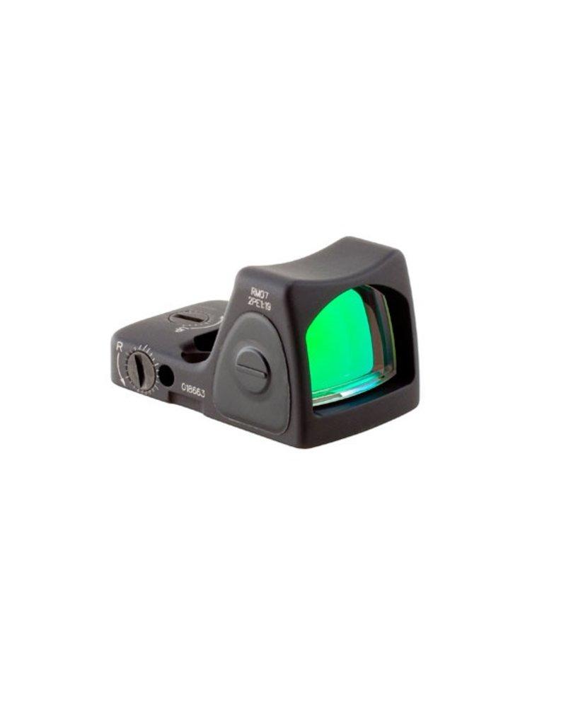 Optics Trijicon RM07 LED RMR, Black with 6.5 MOA Dot w/Adjustible Brightness