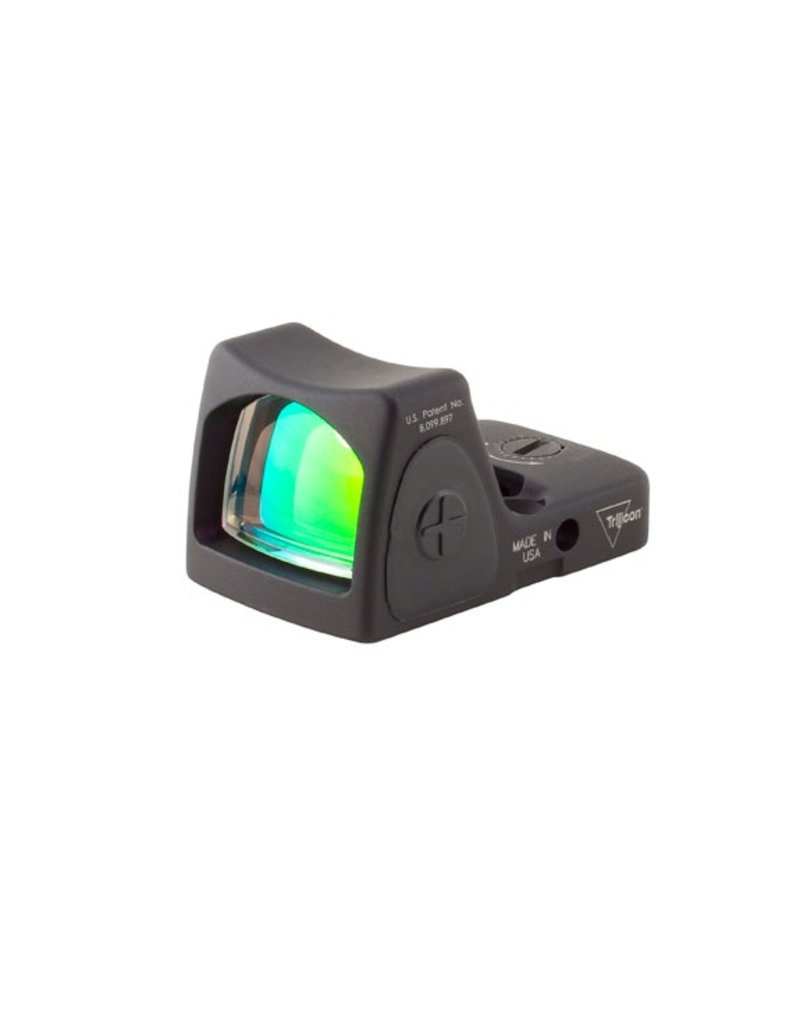 Optics Trijicon RM07 LED RMR, Black with 6.5 MOA Dot w/Adjustible Brightness