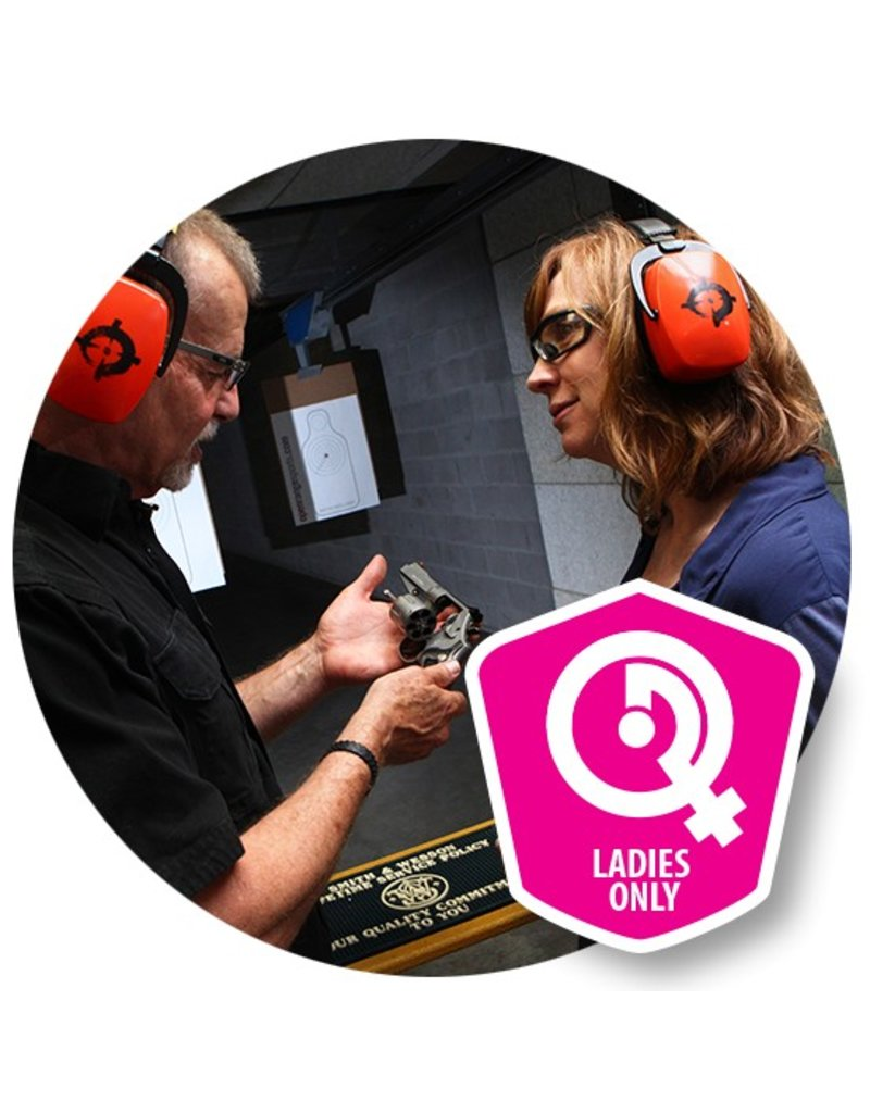 Basic Basic Pistol Safety Class - Ladies Only - 8/19/17 SAT - 9:30 to 1:30