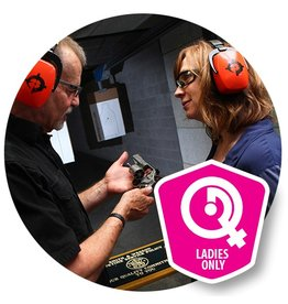 Basic Basic Handgun Safety class - Ladies Only - 7/15/17 SAT - 9:30 to 1:30