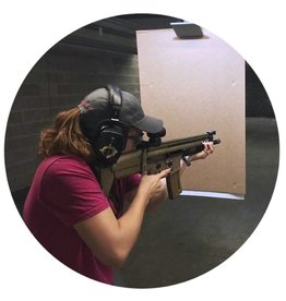 Advanced 09/30/17 SAT - Close Quarters Rifle class, 9:00 - 3:00