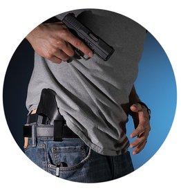 Basic 09/21/17 THUR - Art Of Concealment Class - 5:00 - 7:00