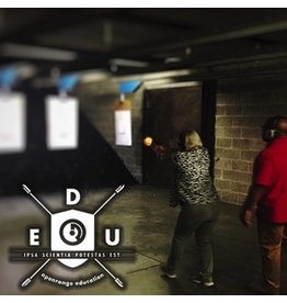 Advanced 08/27/17 SUN - Intermediate Handgun class, 12:00 - 6:00