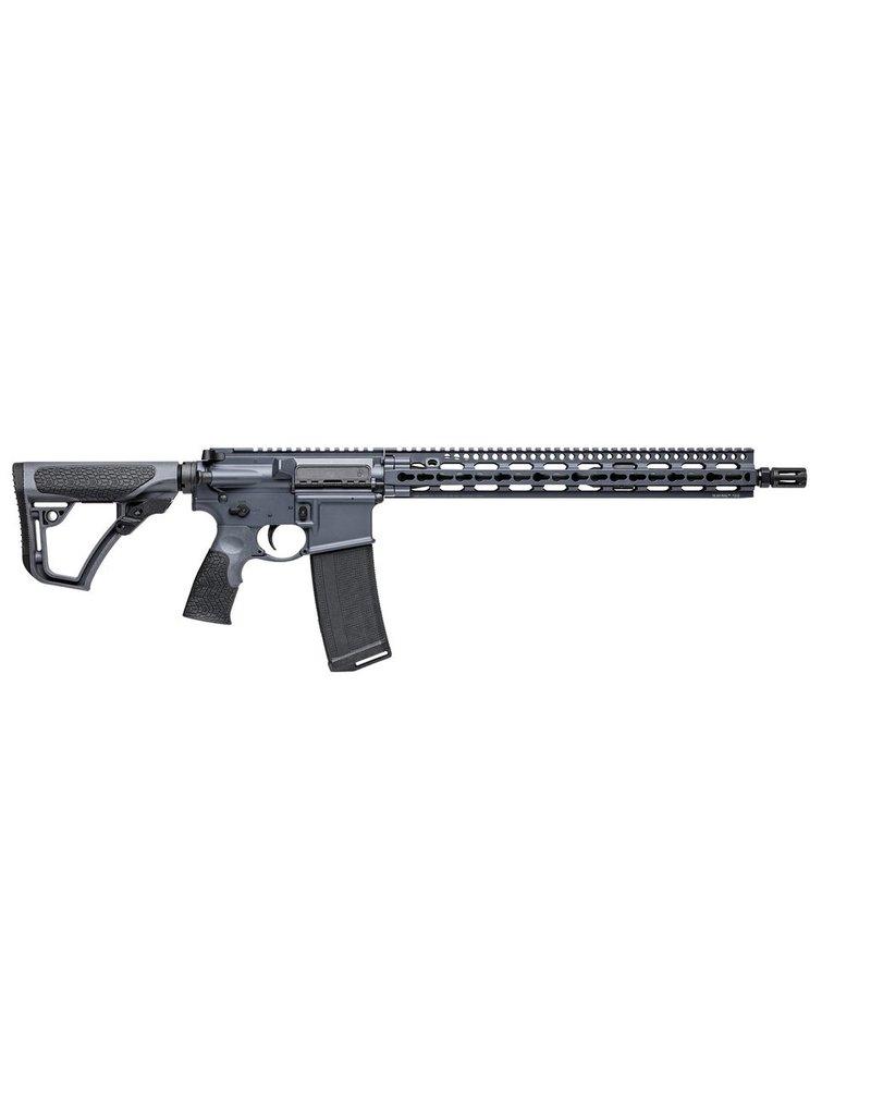 """Rifle New Daniel Defense DDM4 V11, 5.56, 16"""", w/ SLiM Keymod Rail, Tornado Gray"""
