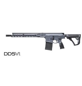 "Rifle New Daniel Defense DD5V1 MLOK, 7.62, 16"", 20 round, Tornado"