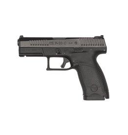 """Handgun New CZ P-10 C, 9mm, 4"""", Black Nitride, 15 rd (special order)"""