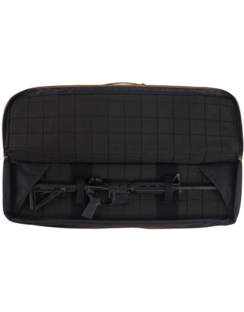 "Pack and Etc (Firearm) Bulldog Double Tactical Rifle Bag, Tan, 43"""