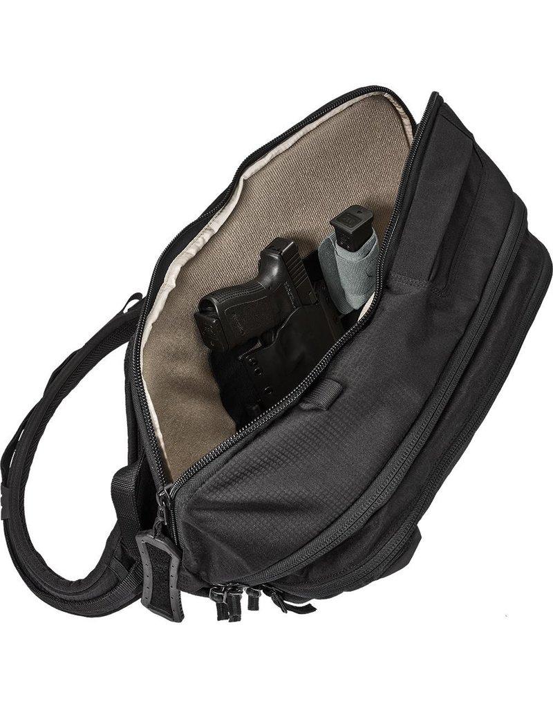 Pack and Etc Vertx EDC Commuter Sling Bag, Smoke Grey