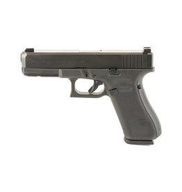 Handgun New Glock 17 Gen 5, 9 mm, 15 rd, 3 mags, Night Sights