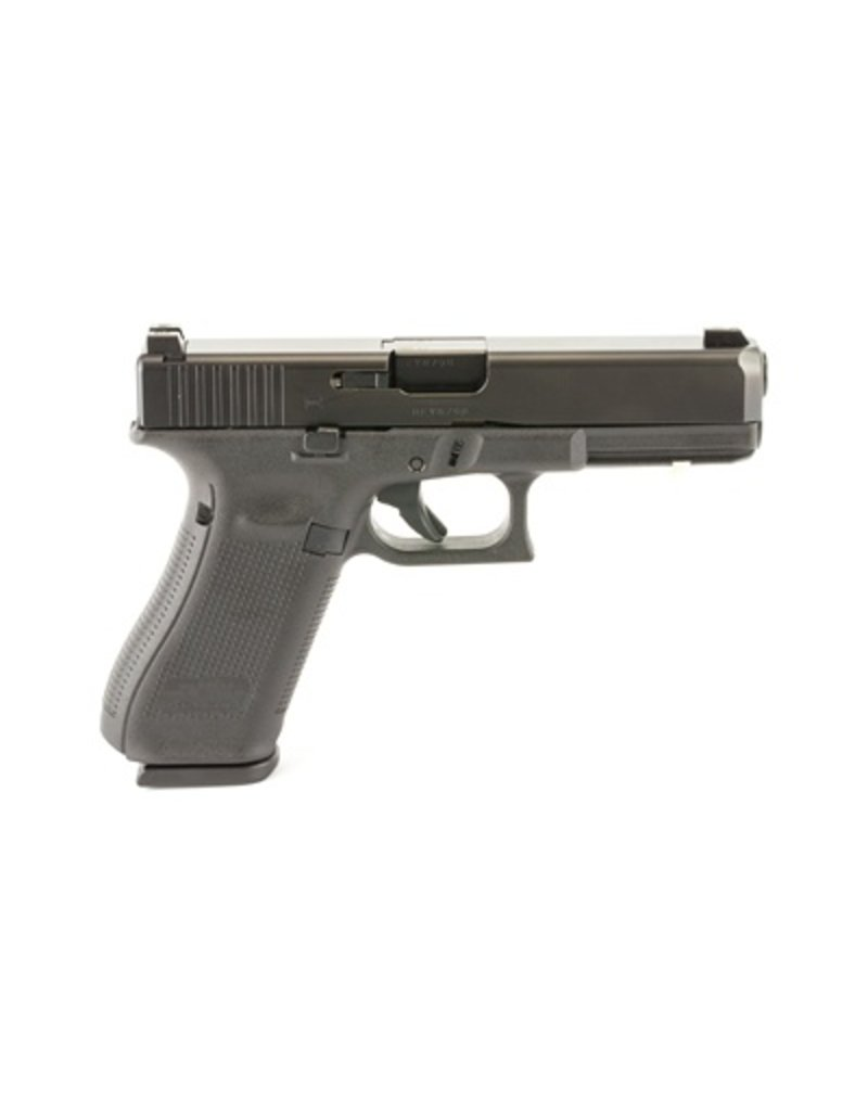 Handgun New Glock 17 Gen 5, 9 mm, 15 rd, 3 mags, Night Sights (special order)