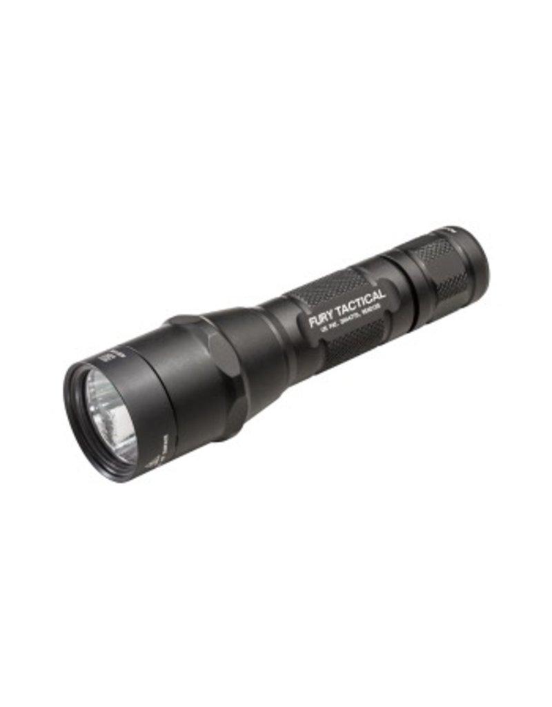 Flashlight Surefire P2X Fury Tactical, 600 LU, LED, Black