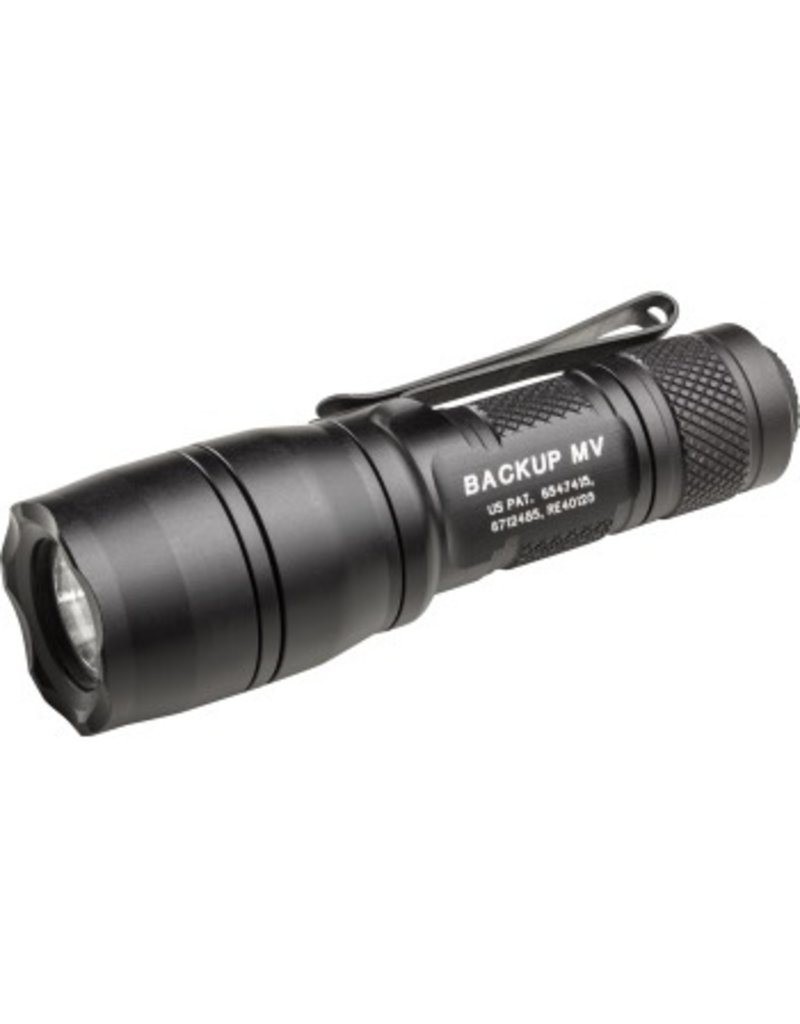 Flashlight Surefire E1B, 14mm Max Vision, 400 lumens, Black anodized