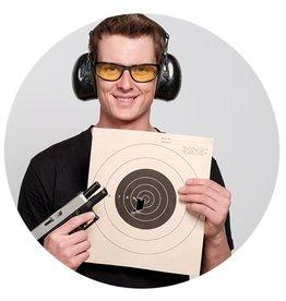 Basic 1/06/18 Sat - Basic Handgun Safety class - 9:30 - 1:30