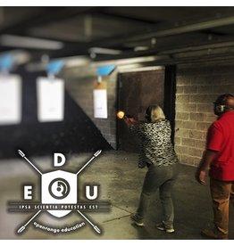 Basic 1/21/18 Sun - Intermediate Handgun class - 11:00 - 5:00pm