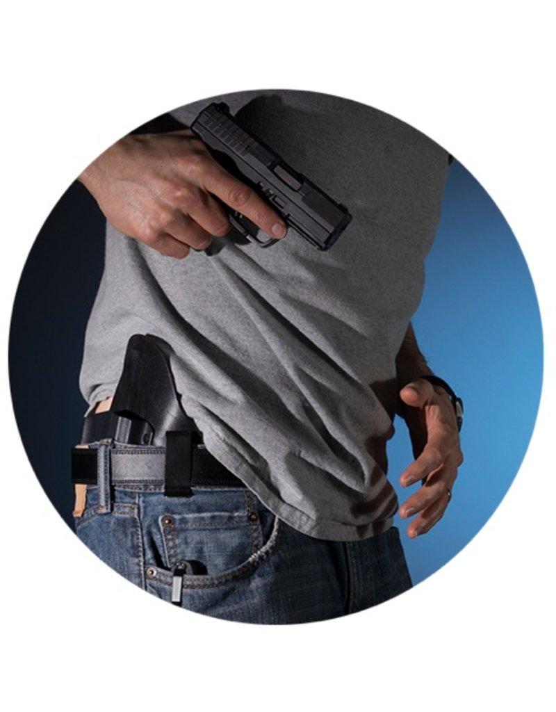 Basic 1/18/18 THU- Art of Concealment - 5:00 -7:00pm
