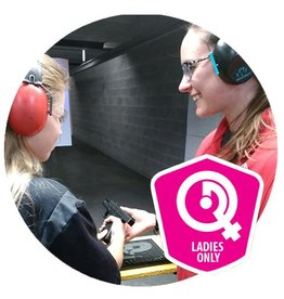 Basic 1/13/18 Sat - Ladies Basic Handgun Safety - 9:30 - 1:30