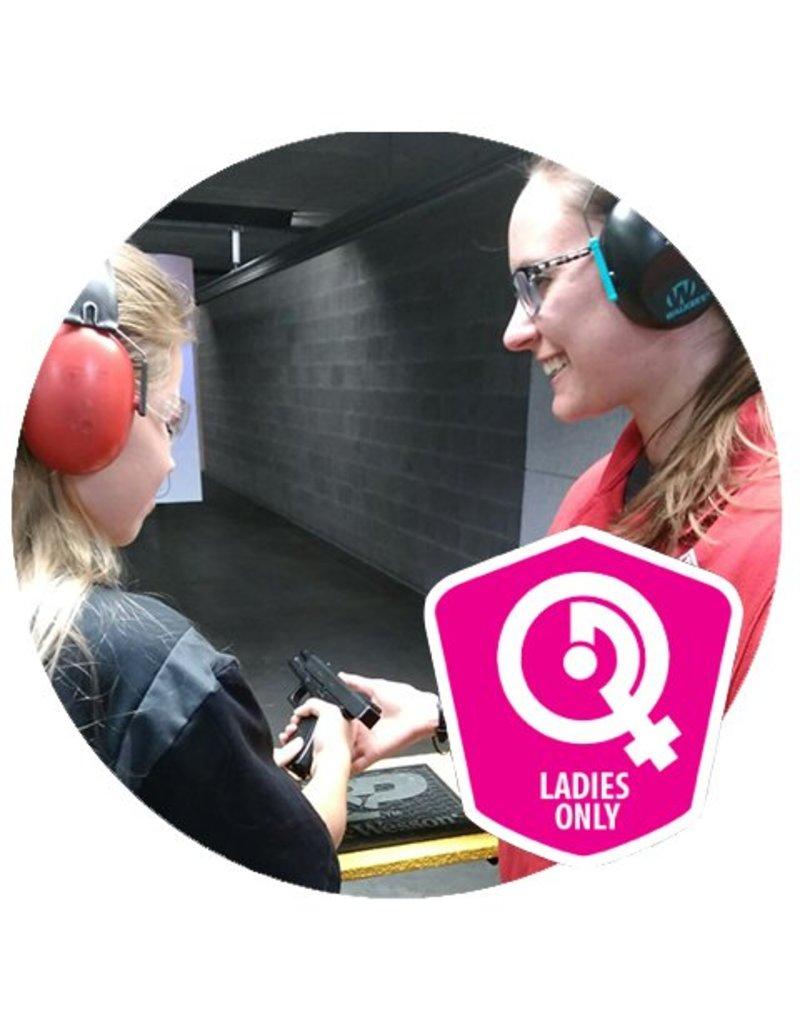 Basic 1/13/18 Sat - Ladies Basic Handgun Safety - 9:30 - 1:30
