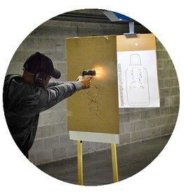 Basic 1/21/18 Sun - Intermediate Handgun class - 11:00 - 5:30pm