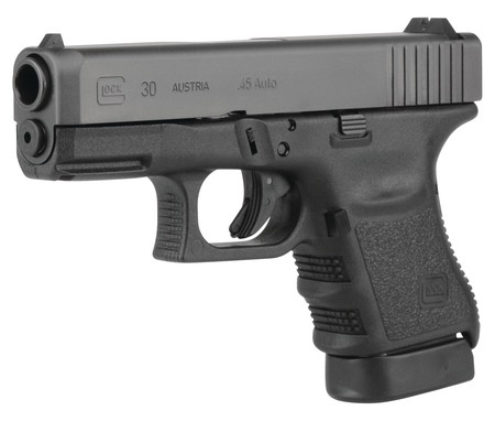 """Handgun New Glock 30 Gen 4, 45 ACP, 3.78"""" Barrel"""