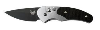 Auto Benchmade Impel, Black Blade, Push Auto, G10 Inlay
