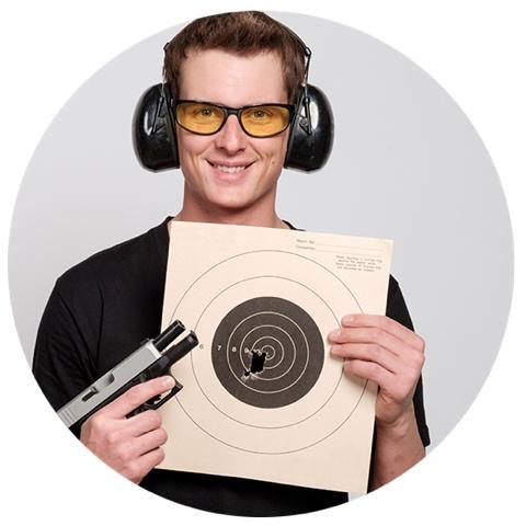 Basic 2/3/18 Sat - Basic Handgun Safety Class - 9:30am - 1:30pm