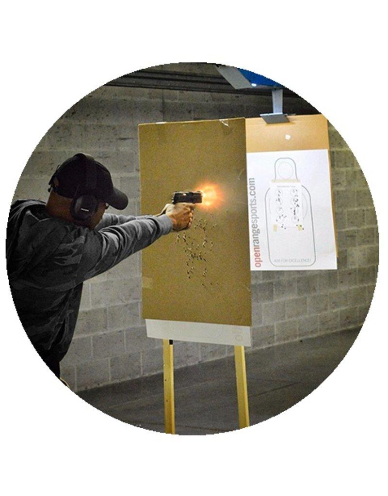 Advanced 3/25/18 Sun - Intermediate Handgun Class  - 11:00am - 5:30pm