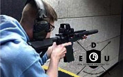 Basic 3/11/18 SUN - Basic AR Shooting Skills - Range - 3:00pm - 6:00pm