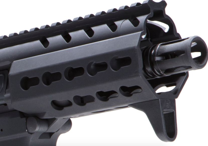 Handgun New Sig Sauer MPX K Pistol, 9mm, 30rds, with telescoping base