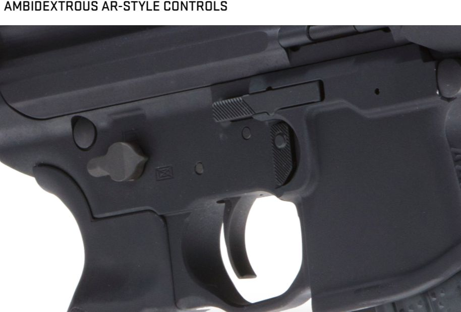 Rotational Sig Sauer MPX K Pistol, 9mm, 30rds, with telescoping base