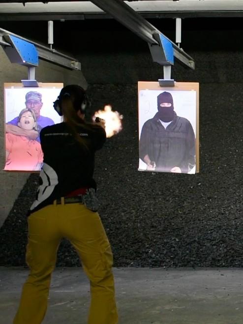 Advanced 7/15/18 Sun - Real World Self Defense Handgun Class - 11am to 5:30pm