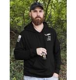 Shirt Short AMERICA Lightweight Tailgater, Black, XL