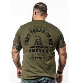 "Shirt Short DON'T TREAD ""BACK""TS MILITARYGREEN 2XL"