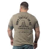Shirt Short DTOM TS COYOTE 2XL