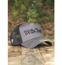 Shirt Short Snapback Hat, Trucker Hat - WE THE PEOPLE