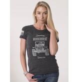 Shirt Short WORKHORSE WRTS HTHRDARKGREY S