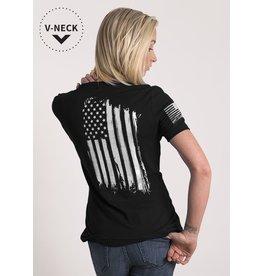 Shirt Short AMERICA WRVN BLACK S