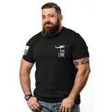 Shirt Short BASIC Tee, Black, XL