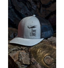 Shirt Short Drop Line RICHARDSON Snap Back Hat, Heather Grey